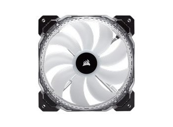 Corsair Fan HD140 RGB LED High Static Pressure                  4pin / Single / 140 mm