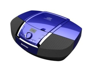 Blaupunkt BB 12 BLUE CD/MP3 USB cyfrowe radio