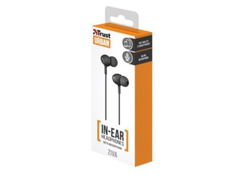 Trust Ziva In-ear Headphones with microphone