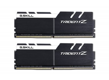 G.SKILL DDR4 32GB (2x16GB) TridentZ 3600MHz CL17 XMP2 Black