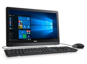 "Dell Inspiron 3264 Win10Home i3-7100U/1TB/4GB/Intel HD/21.5""FHD/MS116/KB216/2Y NBD"