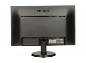 Philips Monitor 18.5 193V5LSB2/10  LED Czarny
