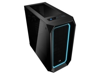 AeroCool P7-C0 Black LED MID TOWER CHASSIS