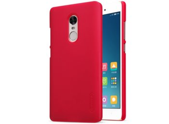 Nillkin Etui Frosted Xiaomi Redmi Note 4X Red