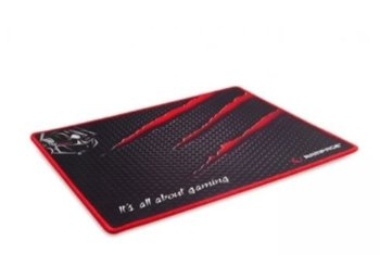 RAMPAGE Scar Gaming Pad Red 400x320mm