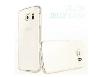 Mercury Etui CLEAR Jelly Samsung S8 Plus G955 transparent