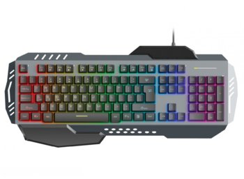 RAMPAGE KB-R79 Rainbow LED Metal